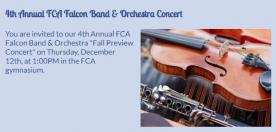 Band & Orchestra Concert