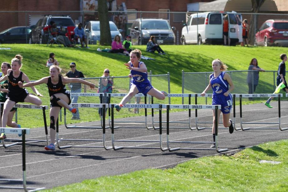 Track & Field - Girls Hurdles