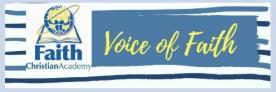 Voice of Faith February 12th