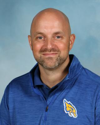 Brian Hobbs - Director of Athletics and Guidance